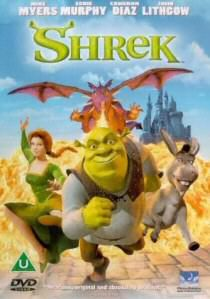 Shrek (2001) artwork