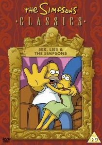 Sex, Lies and the Simpsons (1989) artwork