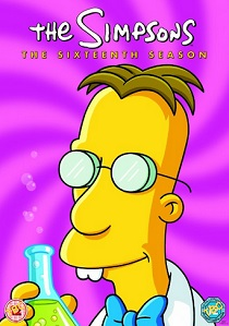The Simpsons: Season 16 (2004) artwork