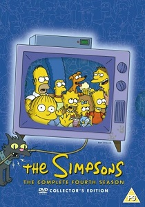 The Simpsons: Season Four (1992) artwork