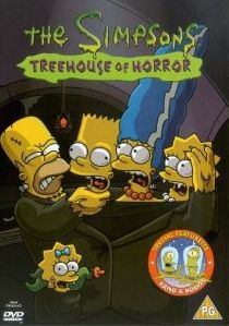 The Simpsons: Tree House of Horror (1989) artwork