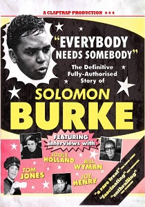 Solomon Burke : Everybody Needs Somebody artwork