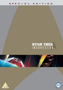 Star Trek : Insurrection (Special Edition) (1998) artwork