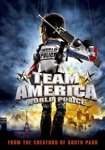 Team America (2004) artwork
