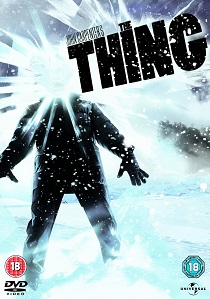 The Thing (1982) artwork
