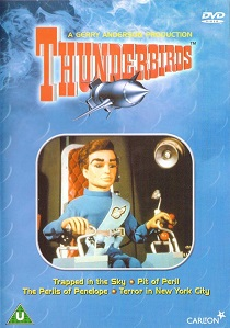 Thunderbirds Box-set artwork