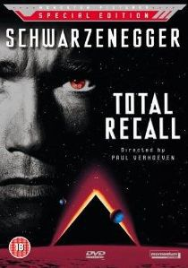 Total Recall : Special Edition (1990) artwork