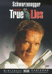 True Lies (1994) artwork