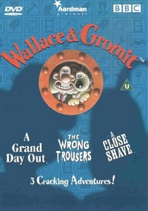 Wallace and Gromit (2009) artwork