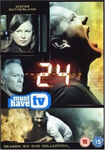 24 : Season 6 (2001) artwork