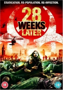 28 Weeks Later artwork