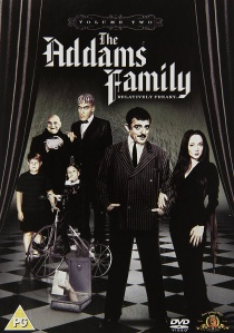 The Addams Family Volume Two artwork