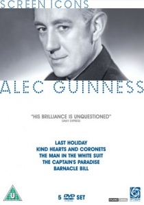 Alec Guinness Collection artwork