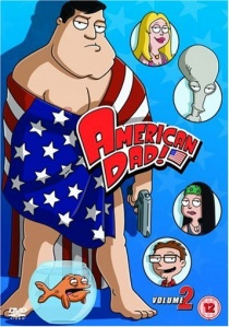 American Dad! Volume Two artwork