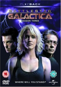 Battlestar Galactica : Season  Three artwork