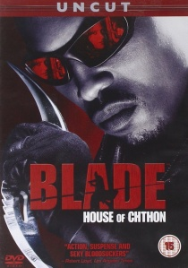 Blade : House of Chthon artwork