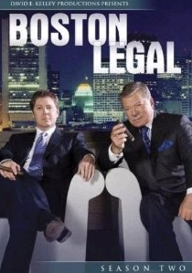 Boston Legal Season 2 artwork