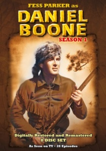 Daniel Boone : Season One artwork