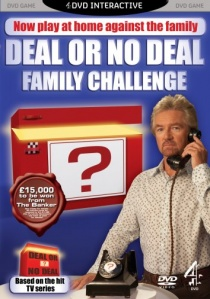 Deal or No Deal: Family Challenge artwork