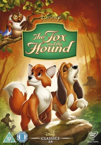 The Fox and The Hound artwork