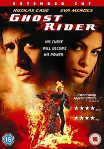 Ghost Rider: Extended Cut (2007) artwork