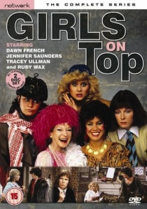 Girls On Top The Complete Series artwork