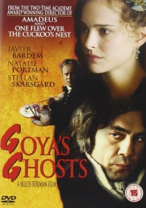 Goya's Ghosts artwork