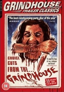 Grindhouse Trailer Classics artwork
