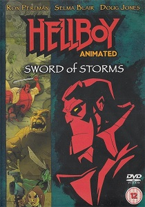 Hellboy Animated : Sword Of Storms artwork