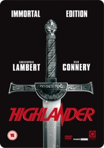 Highlander : Search For Vengeance artwork