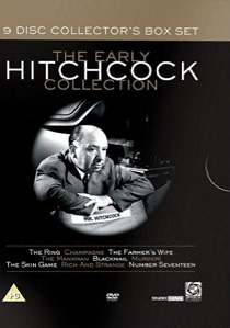 Hitchcock : The Early Years artwork