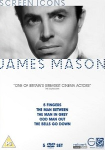 Screen Icons : James Mason artwork