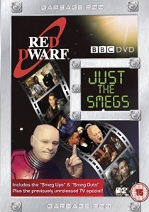 Red Dwarf: Just the Smegs artwork