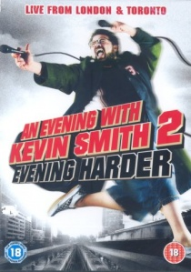 An Evening with Kevin Smith 2 : Evening Harder artwork