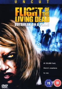 Flight of the Living Dead: Outbreak on a Plane artwork