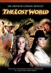 The Lost World artwork