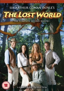 The Lost World: Season Two artwork