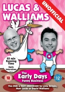 Lucas & Walliams: The Early Years artwork
