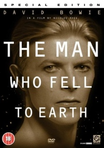 The Man Who Fell To Earth artwork