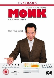 Monk : Season 5 artwork