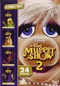 The Muppet Show Series Two artwork