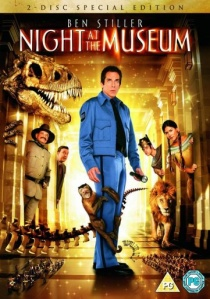 Night At The Museum artwork
