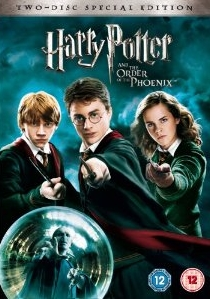 Harry Potter and the Order of the Phoenix (2007) artwork