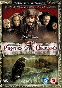 Pirates of the Caribbean: At World's End (2007) artwork