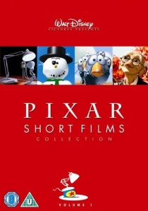 Pixar Short Films Collection : Volume 1 artwork