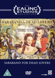 Saraband for Dead Lovers artwork