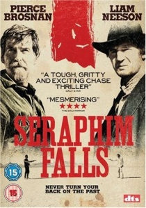 Seraphim Falls (2006) artwork