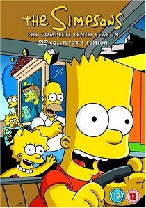 The Simpsons: Season 10 (1989) artwork