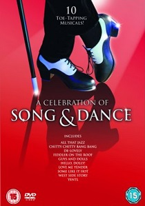 A Celebration of Song and Dance artwork