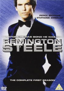 Remington Steele - Season One artwork